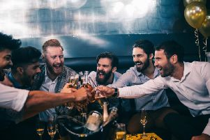 The North East is popular with tourists and locals alike, but its now been revealed that it is the top destination in the UK for a stag party
