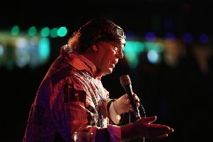 Roy Chubby Brown. Copyright Andy Hollingworth Archive