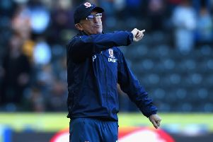 Tony Pulis. Getty Images.