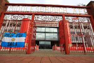 Middlesbrough FC. Getty Images.