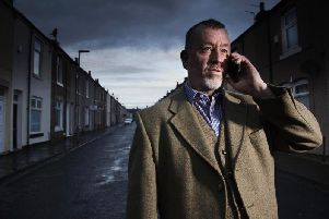 Kevin is one of the landlords who appears in the documentary.'Image by Channel 4.