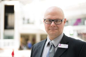 Mark Rycraft, Middleton Grange Shopping Centre manager, said he is looking forward to hosting the very first tea dance at the centre.