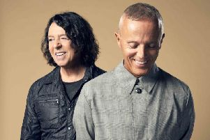Tears For Fears will play a big outdoor gig at Durham's Emirates Riverside ground in July.