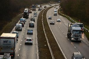 We will bring you the latest on the roads and transport services across the region.