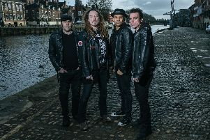 The Wildhearts are back with a new album and tour, which ends with a hometown date at Riverside in Newcastle.