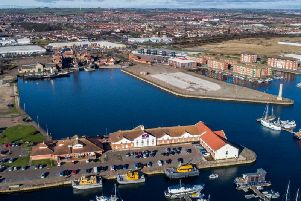 Our letter writer asks if any future regeneration of Hartlepool Marina will include new public toilets.