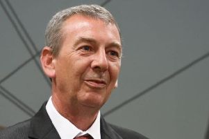 Hartlepool MP Mike Hill.