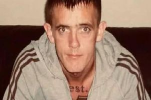 Peter Gilling was allegedly murdered by Hartlepool man Darren Willans and Derek Pallas after a chance meeting outside a block of flats in Billingham.