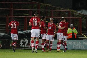 Wrexham have been handed a big boost ahead of their trip to Hartlepool United