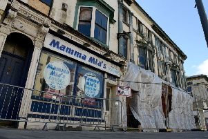 The former Mamma Mia's take away 15 Church Street, Hartlepool. Picture by FRANK REID