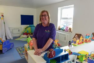 Owner Kerry Dowdall at the new ABC123 Pre-School Nursery in Oxford Road, Hartlepool.