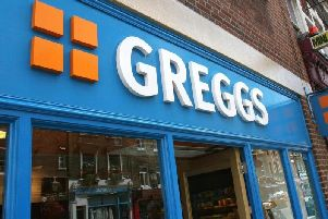 The Greggs product is sold exclusively to Iceland. Picture by PA.