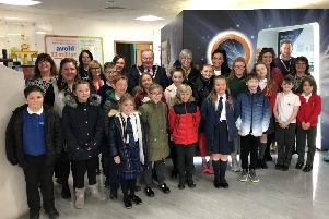 18 Bright Sparks teams from seven Hartlepool schools took part in this year's campaign for Alice House Hospice.