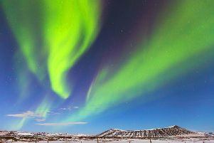 Northern Lights. Picture c/o Super Break.
