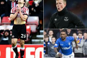 George Honeyman, Jordan Pickford and Jermain Defoe are among those sharing the message today. Pictures: JPIMedia and PA.