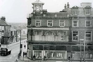 You can find out more about the history of the building at the talk next month.