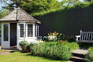 Garden grooming can help you sell your house