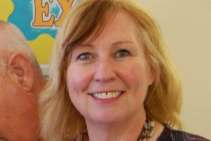 Jayne Moules, project lead for the Healthy Relationships Partnership Hartlepoo.