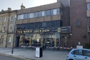 A bouncer at Ward Jackson pub in Hartlepool became suspicious whenJames Dunn, 36, who was carrying a rucksack, made several trips upstairs at the venue.