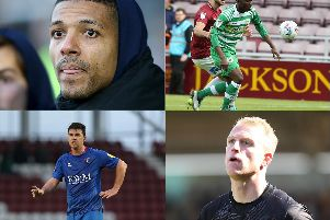 The League Two free agents Hartlepool United could sign