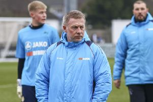 Craig Hignett has opened contract talks with key men at Hartlepool United