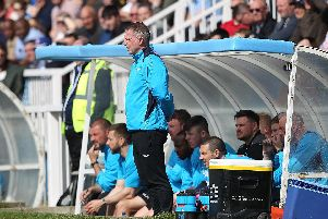 Craig Hignett has explained his Hartlepool United recruitment strategy