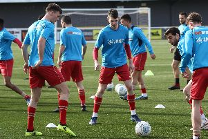 Hartlepool United's players have learned their fate ahead of the 2019/20 National League season (Shutterpress).