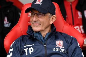 Middlesbrough boss Tony Pulis made 13 signings during his time on Teesside.