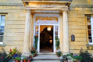 Cotswold House Hotel and Spa in Chipping Campden