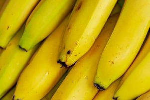 Bananas. Picture by Pixabay.