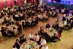 Hartlepool Business Awards 2019 at The Borough Hall.