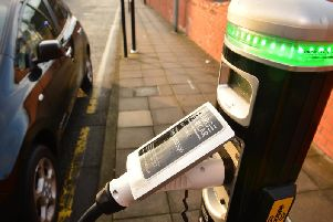 Calderdale is stalling on electric car infrastructure according to new figures