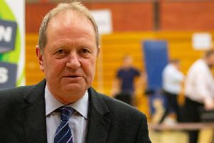 Roger Taylor, who represents Northowram and Shelf on Calderdale Council