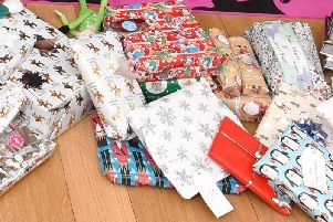 How your unwanted presents can help people in need in Calderdale