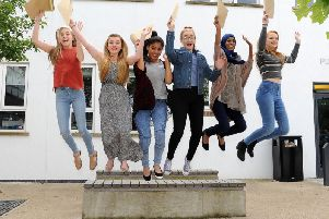 Calderdale A-level figures