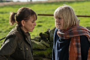 Last Tango in Halifax will soon return to our screens. Picture: Lookout Point/Matt Squire
