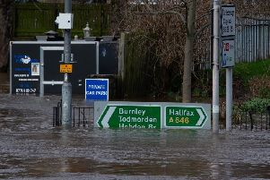 One of the worst affected areas for flooding in February across the UK was Calderdale