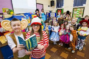 World Book Day will take place on Thursday, March 5.