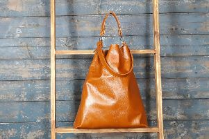 The limited edition bag is available in limited numbers at a cost of 70.