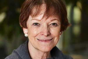 Dame Glenys Stacey.