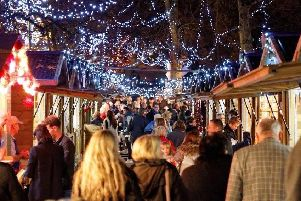 Christmas markets will be popping up across Yorkshire in November and December