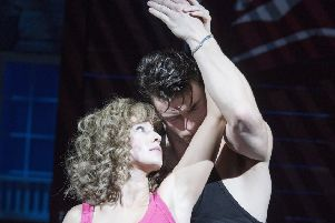Dirty Dancing with Baby and Johnny