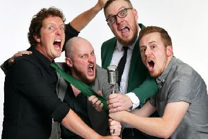 It's a laugh - chance to see the best  stand-up comedy at close quarters