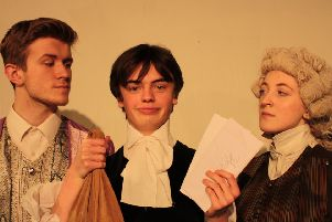 Youth Theatre takes on 18th Century Italian comedy