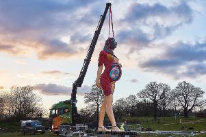 Damien Hirst's work heads to Wakefield for international festival
