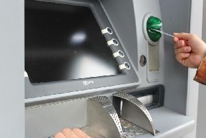 This is how many cash machines Calderdale has lost since 2017