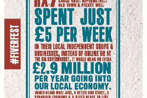 Help your local shops