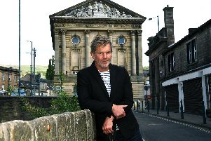 Chris Sands, who founded the Totally Locally initiative.