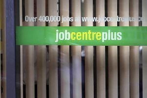 Unemployment figures in Calderdale have been revealed