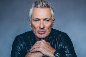 The former EastEnders and Spandau Ballet star brings his DJ set to Wakefield
